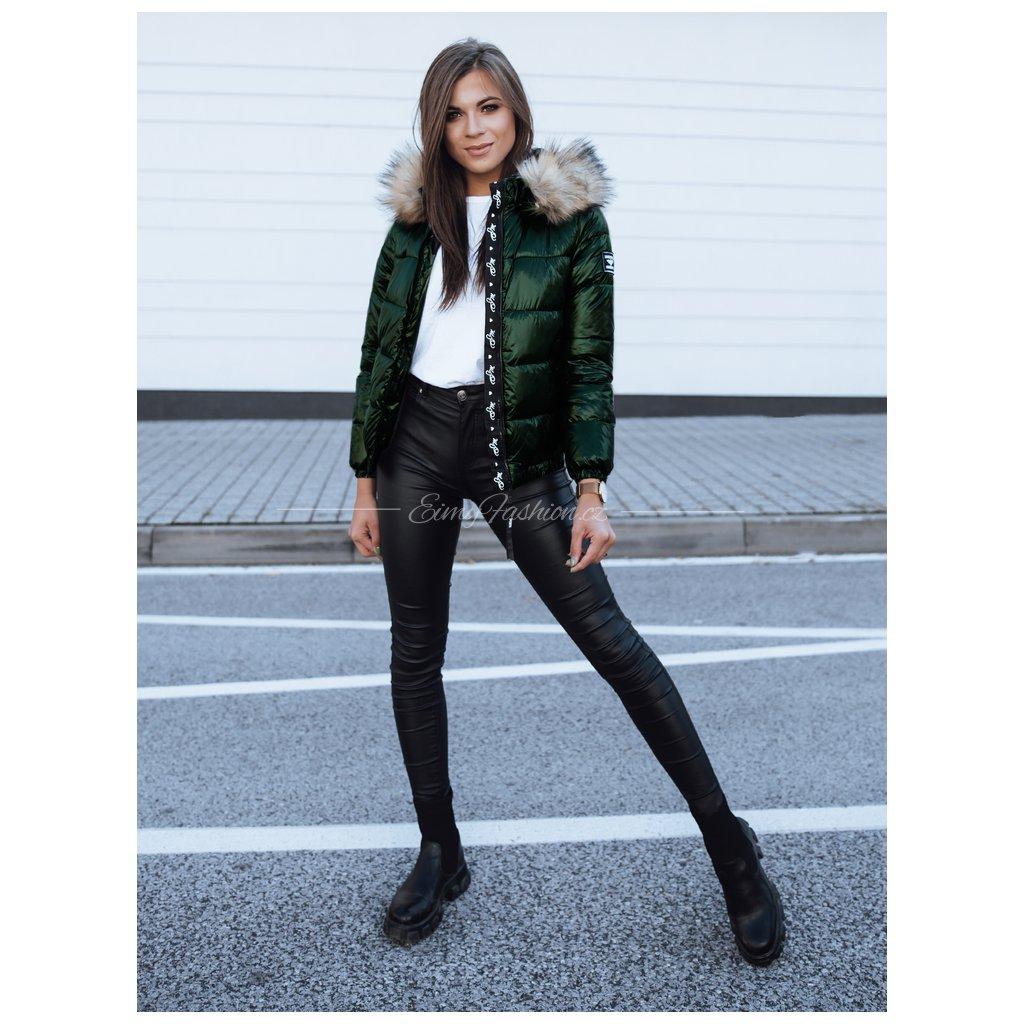 Dámská bunda COURTNEY/Green