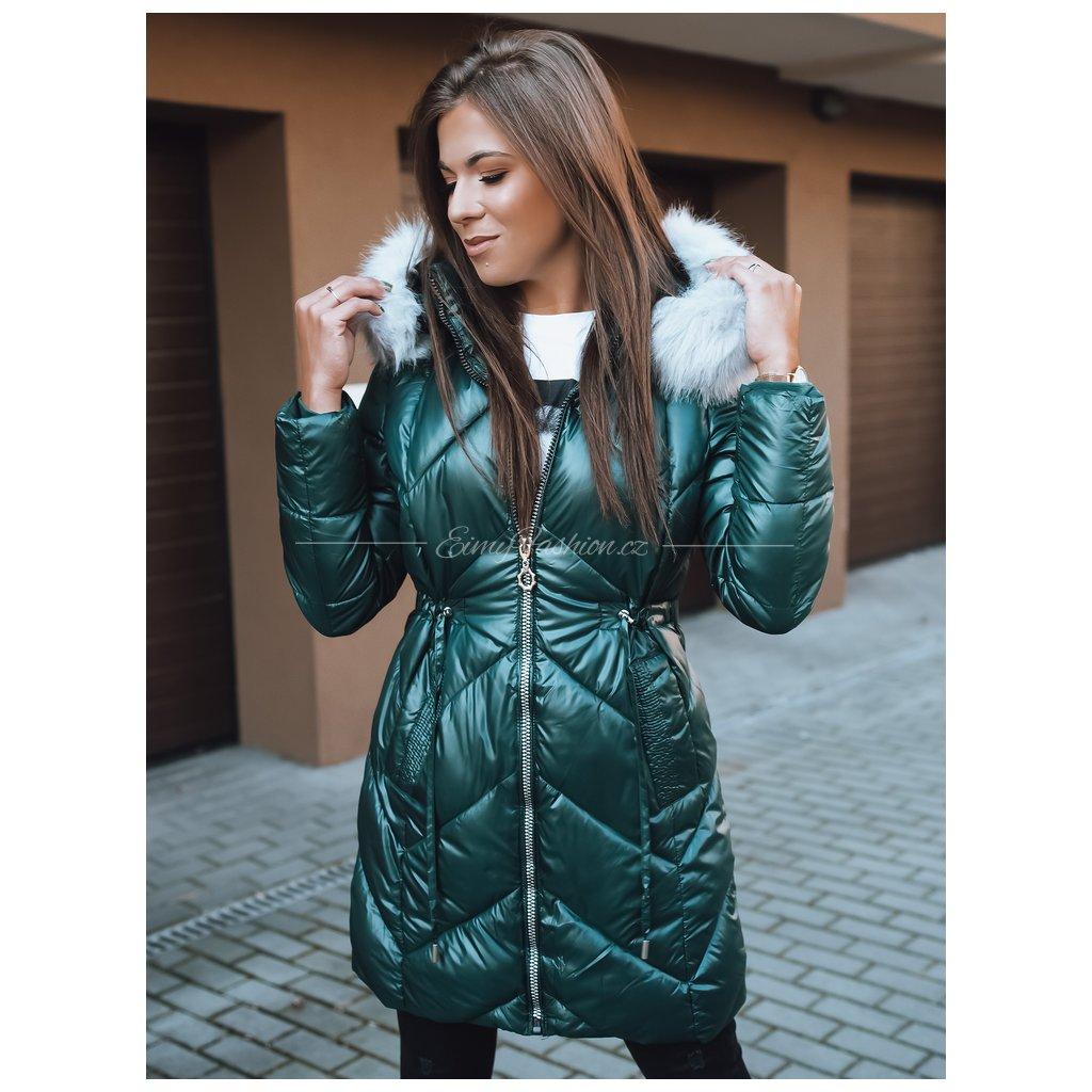 Dámská zimní bunda HECLA/Green