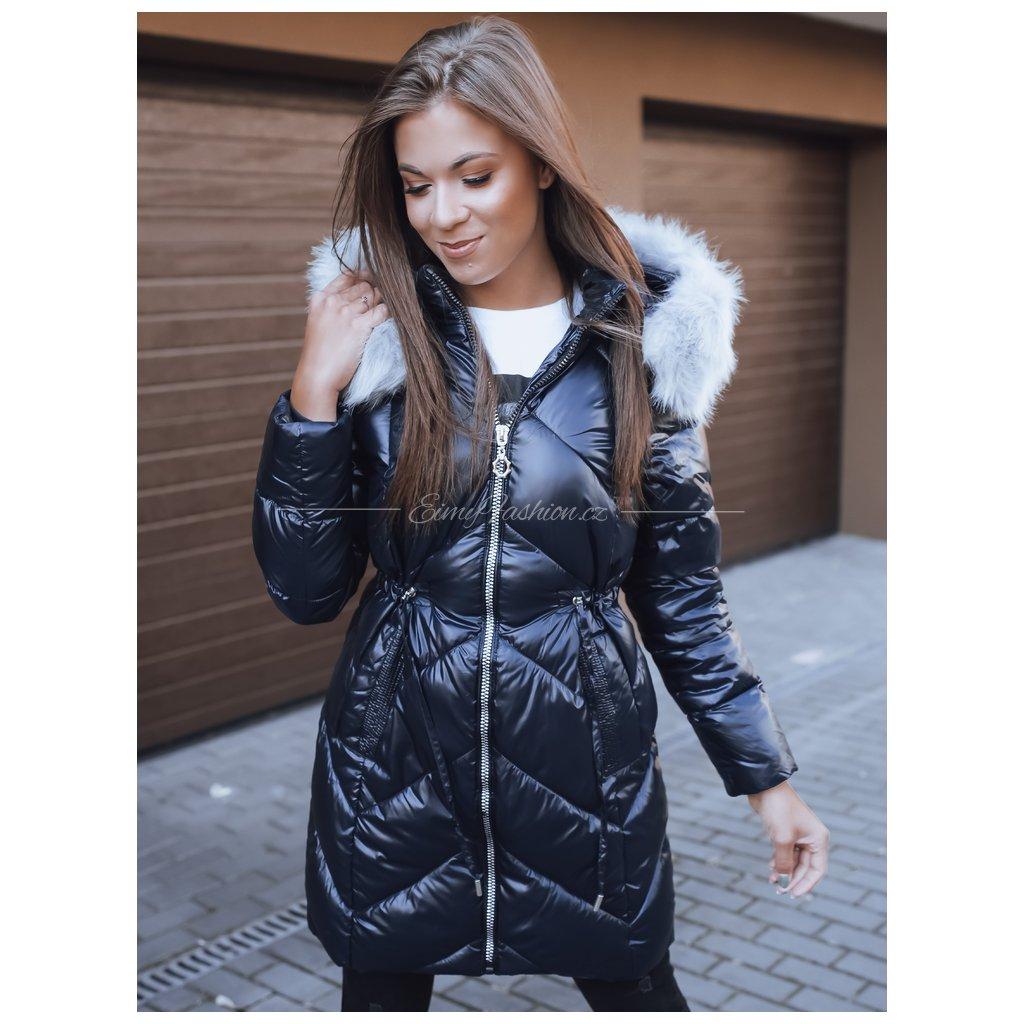 Dámská zimní bunda HECLA/Dark blue