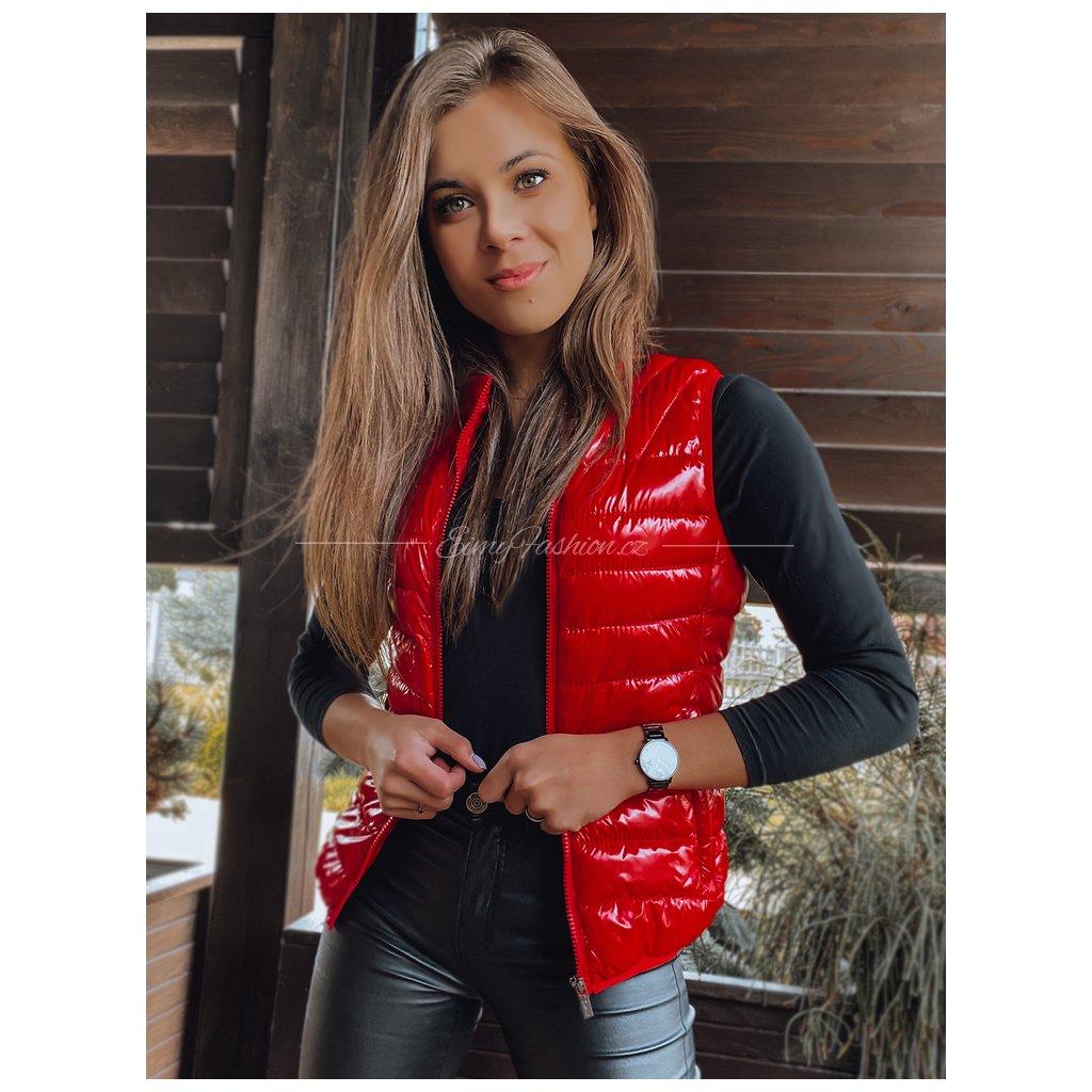 Dámská vesta WIANO/Red