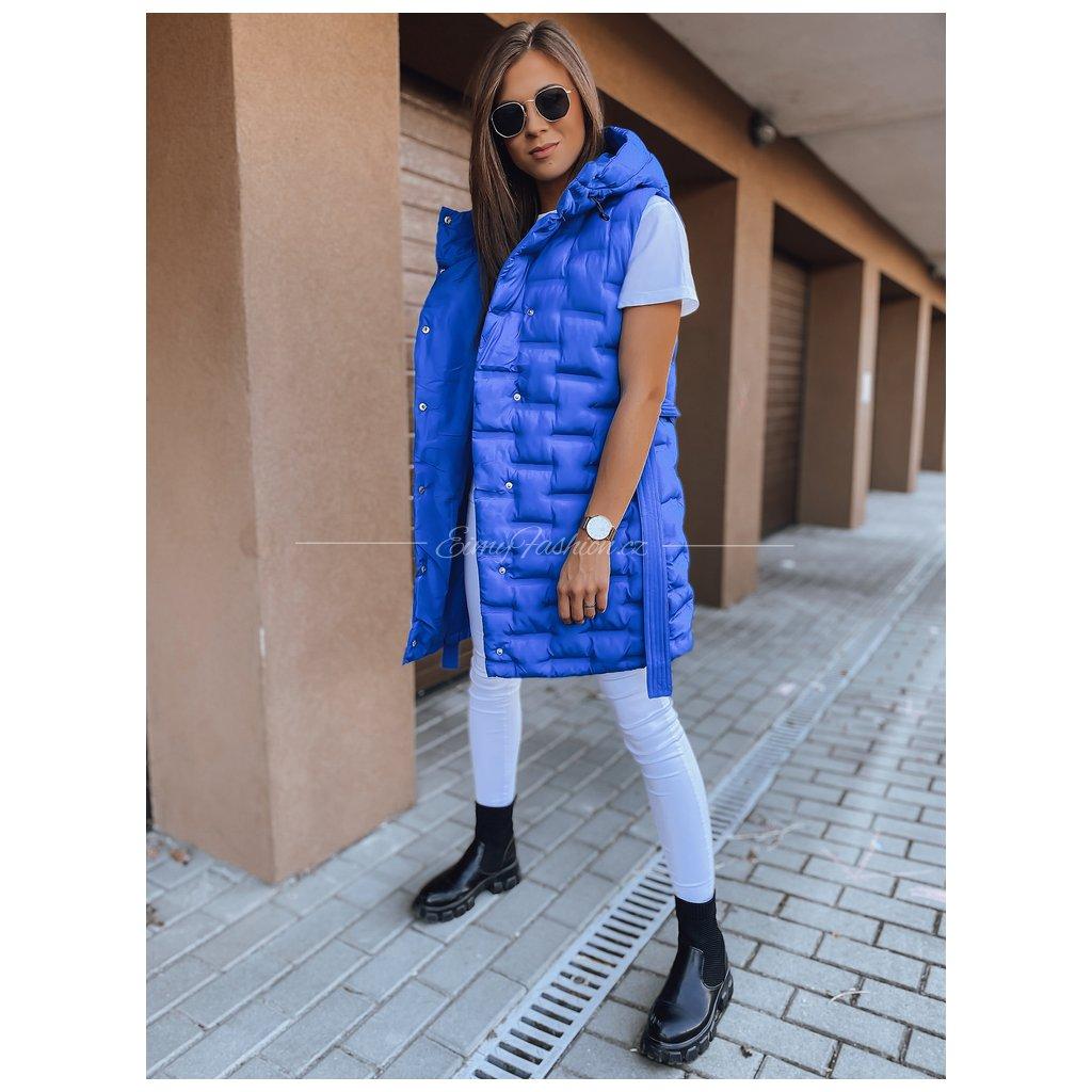 Dámská vesta PAOLLA/Blue