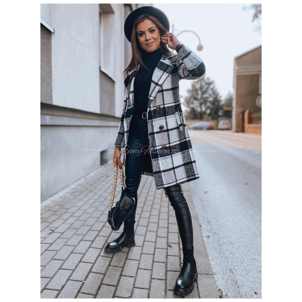 Dámský kabát ALLO/Black