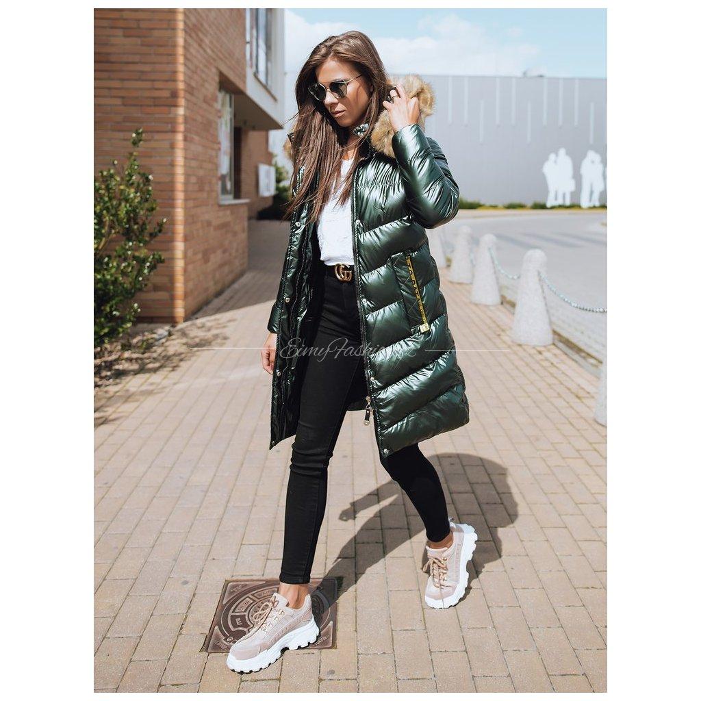 Dámská bunda NOUSA/Green