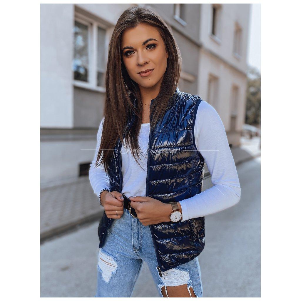 Dámská vesta WIANO/Dark blue