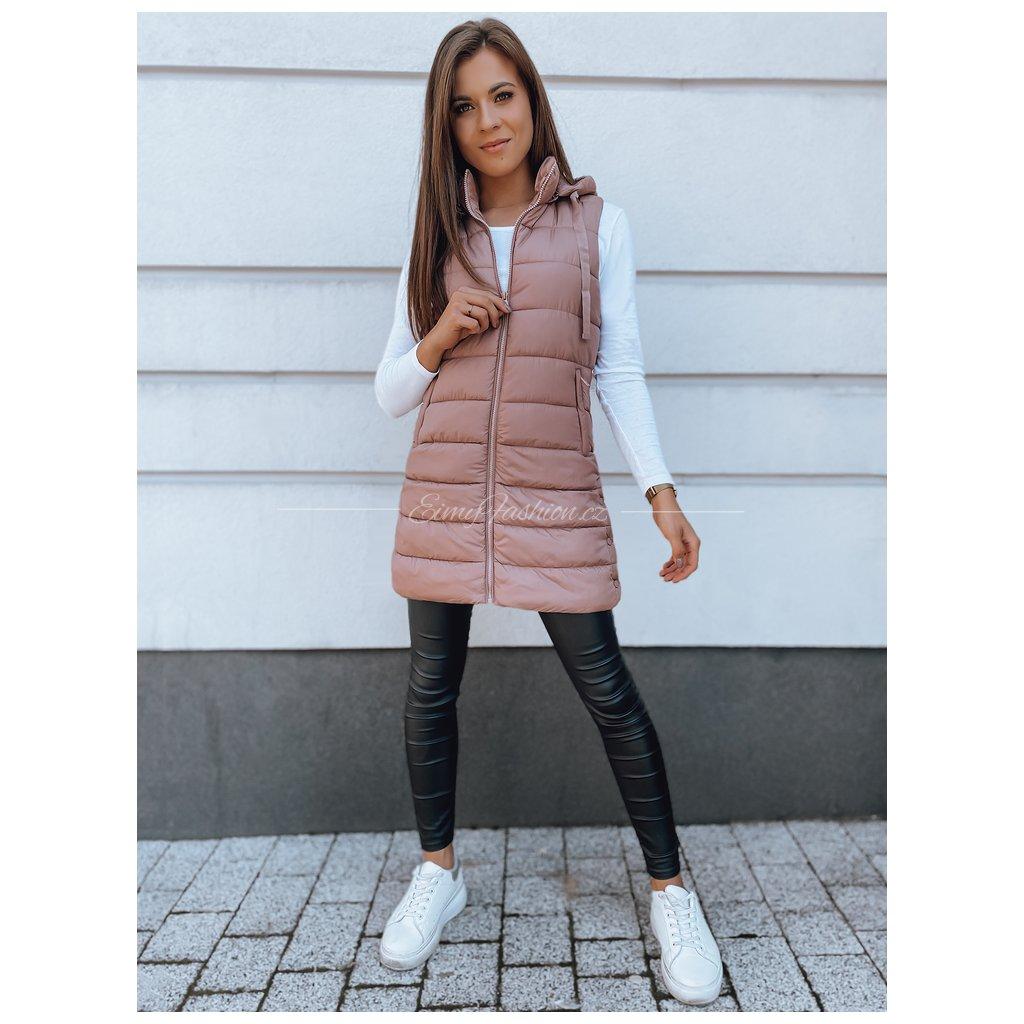 Dámská vesta BETHY/Pink