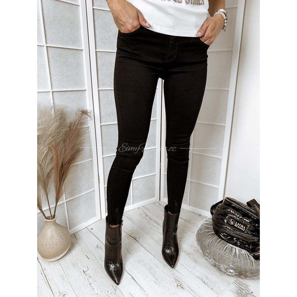 Kalhoty GLASSEL BLACK