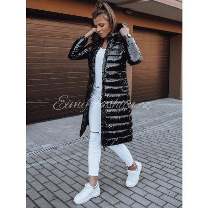 Dámský prošívaný kabát BOLONIA/Black