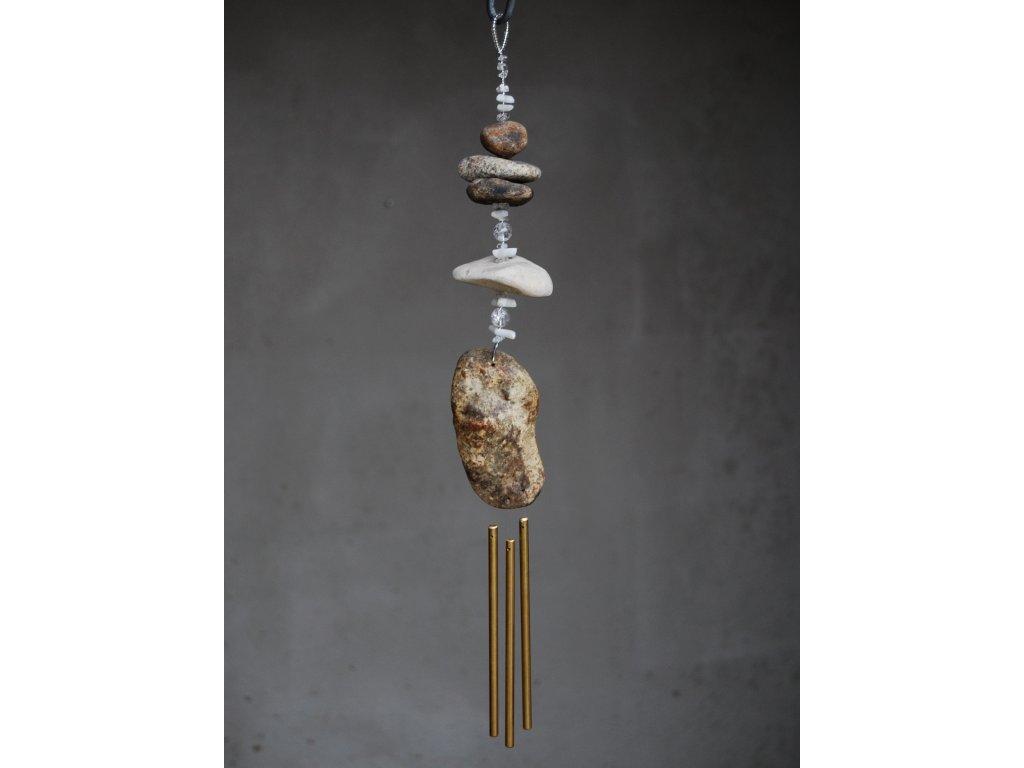 Zvonkohra (křišťál, perleť)
