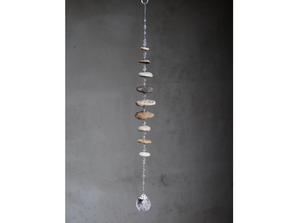 Světlohra (skleněné ohňovky, 40,5cm)