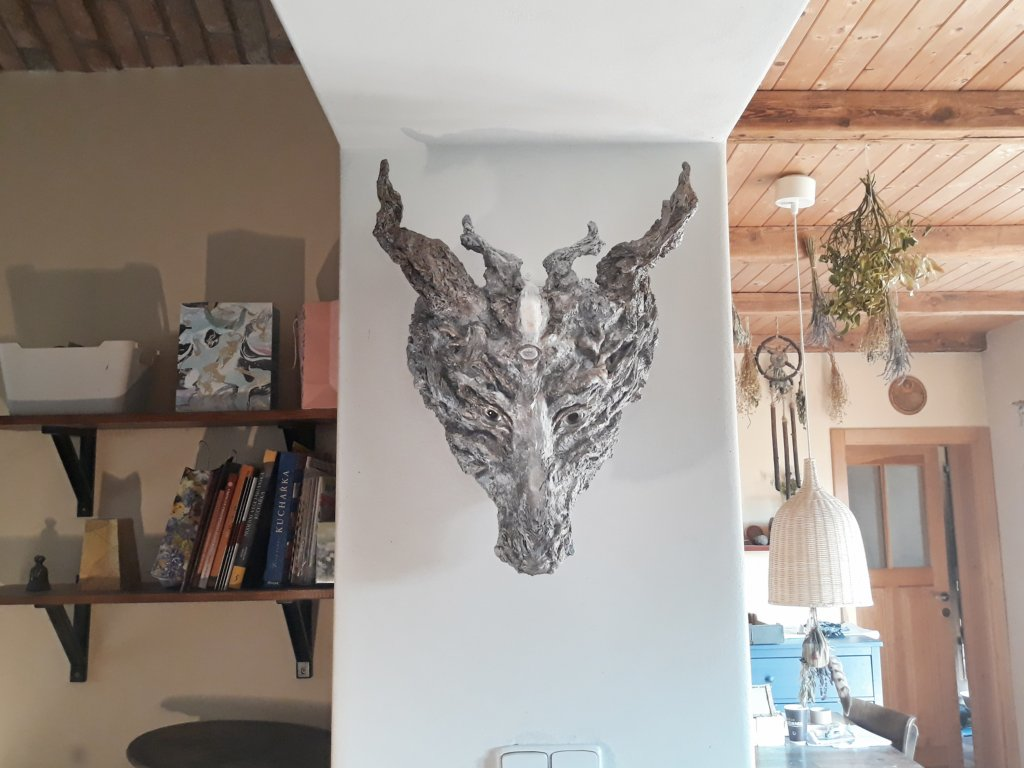 Stříbrný drak