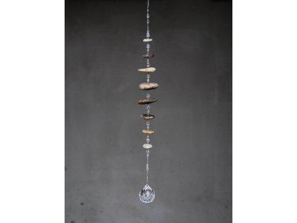 Světlohra (skleněné korálky, 37cm)