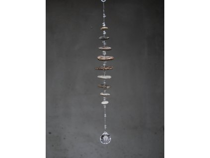 Světlohra (křišťál, 39cm)