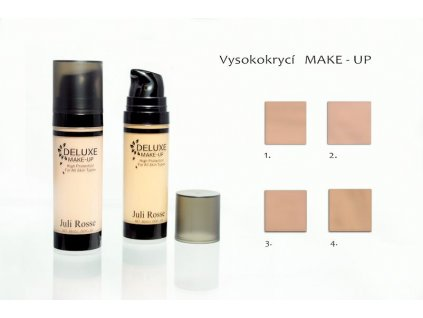 Make-up Deluxe s dávkovačem