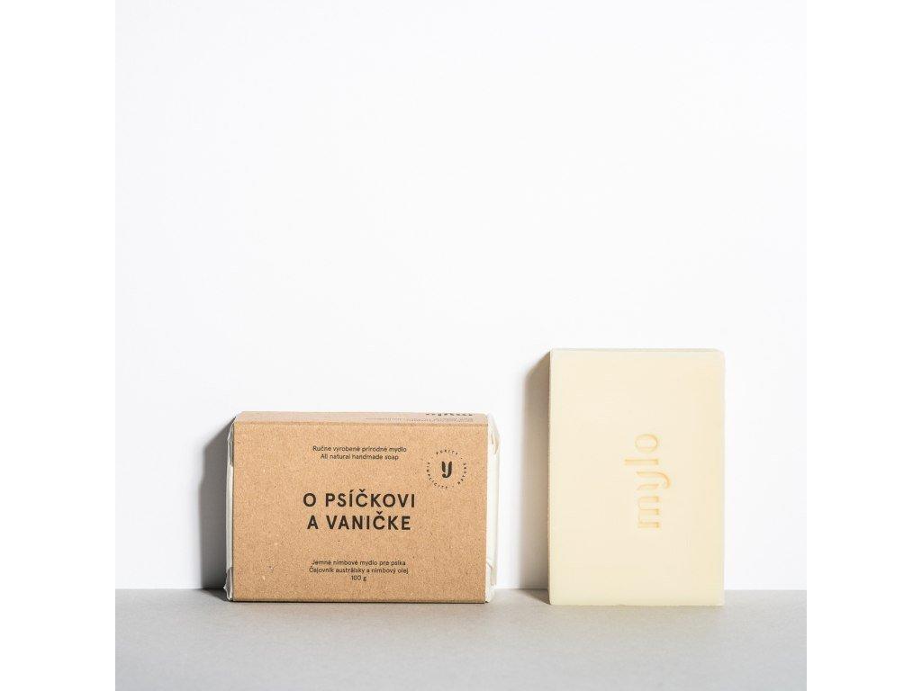 MYLO O pejskovi a vaničce mýdlo