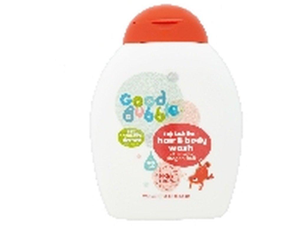 Good Bubble Dětská mycí emulze a šampon Dračí ovoce 250ml