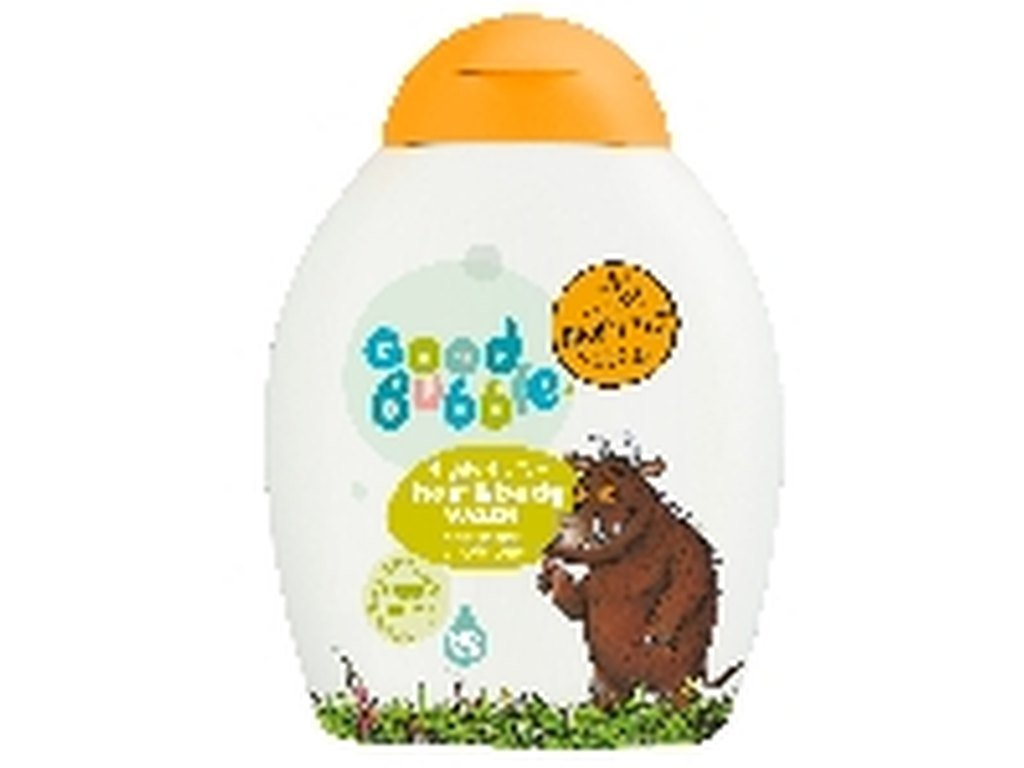 Good Bubble Gruffalo Dětská mycí emulze a šampon Opuncie 250ml
