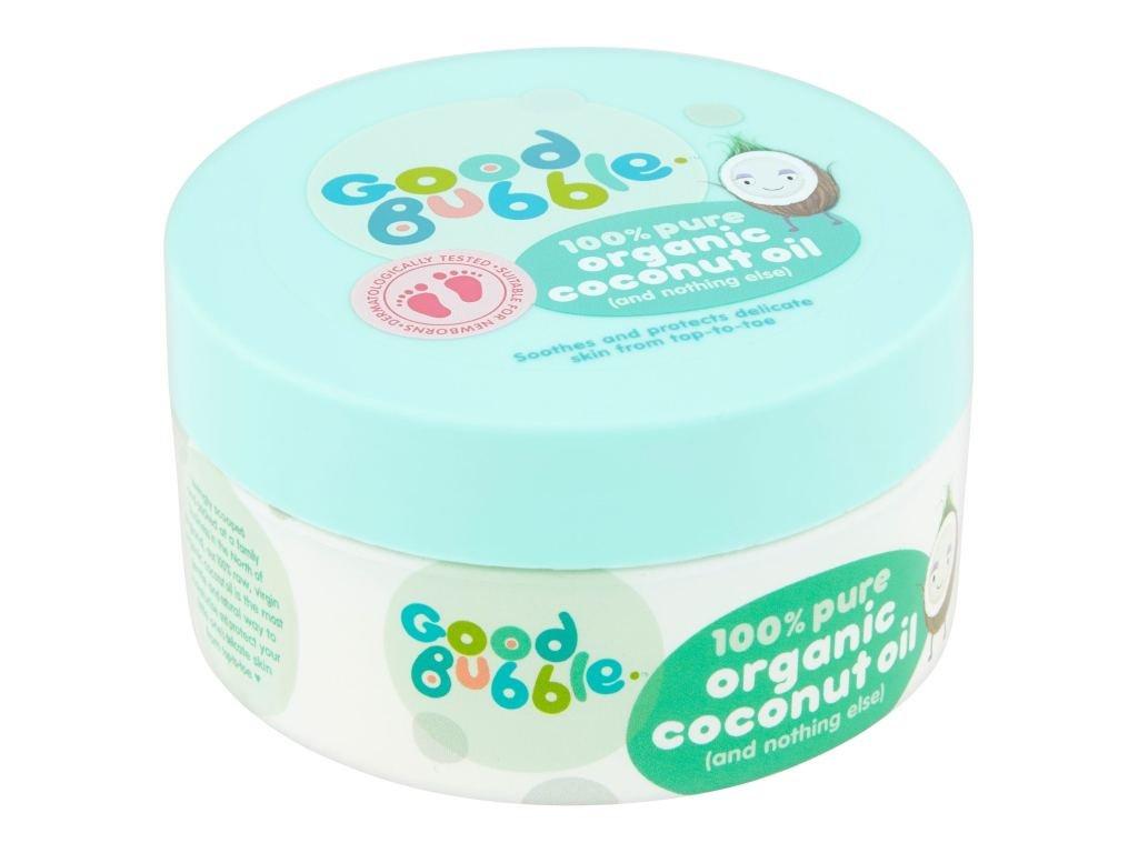 Good Bubble Organický panenský kokosový olej 185 g