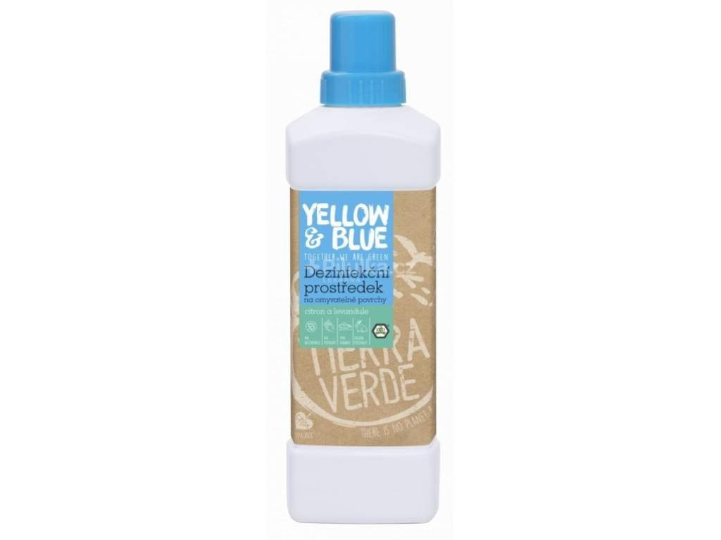 Yellow&Blue Dezinfekční prostředek na omyvatelné povrchy