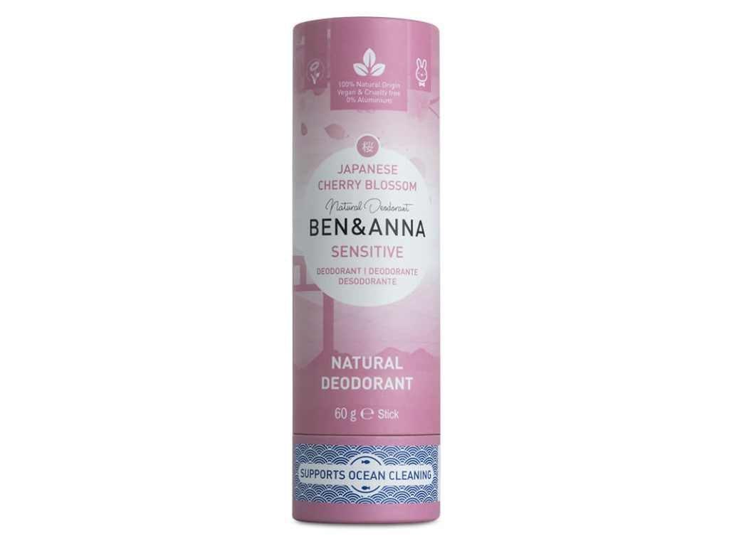 ben anna tuhy deodorant sensitive tresnovy kvet