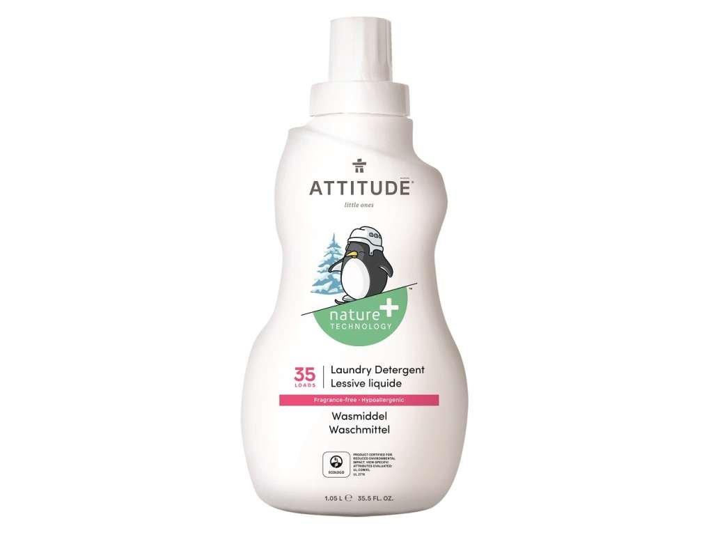 ATTITUDE Prací gel pro děti bez vůně 1050 ml (35 pracích dávek)