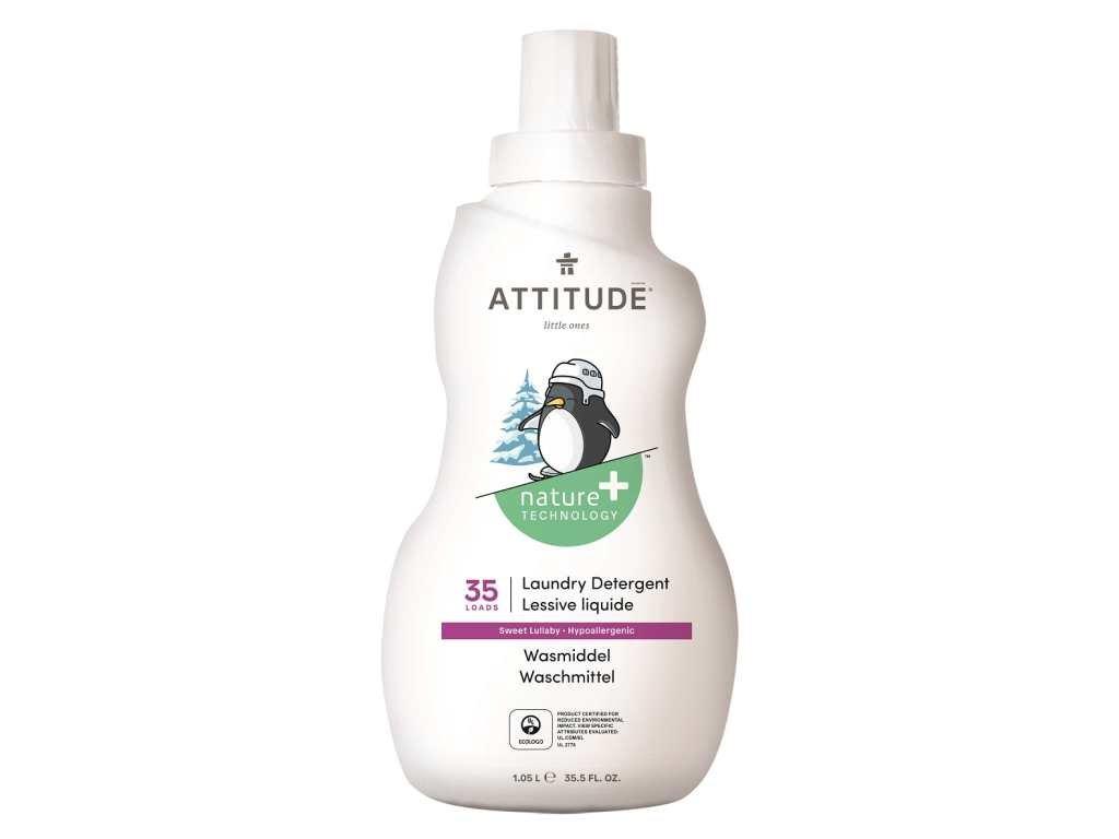 ATTITUDE Prací gel pro děti Sweet Lullaby 1050 ml (35 pracích dávek)