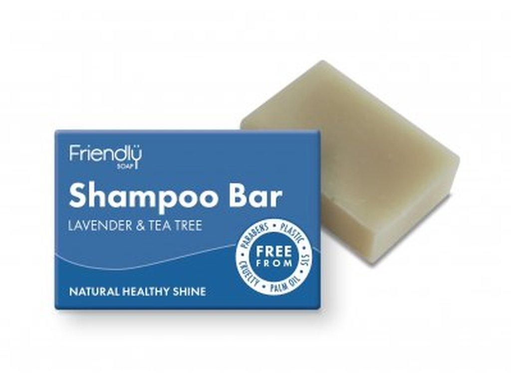 FRIENDLY SOAP Mýdlo na vlasy přírodní mýdlo