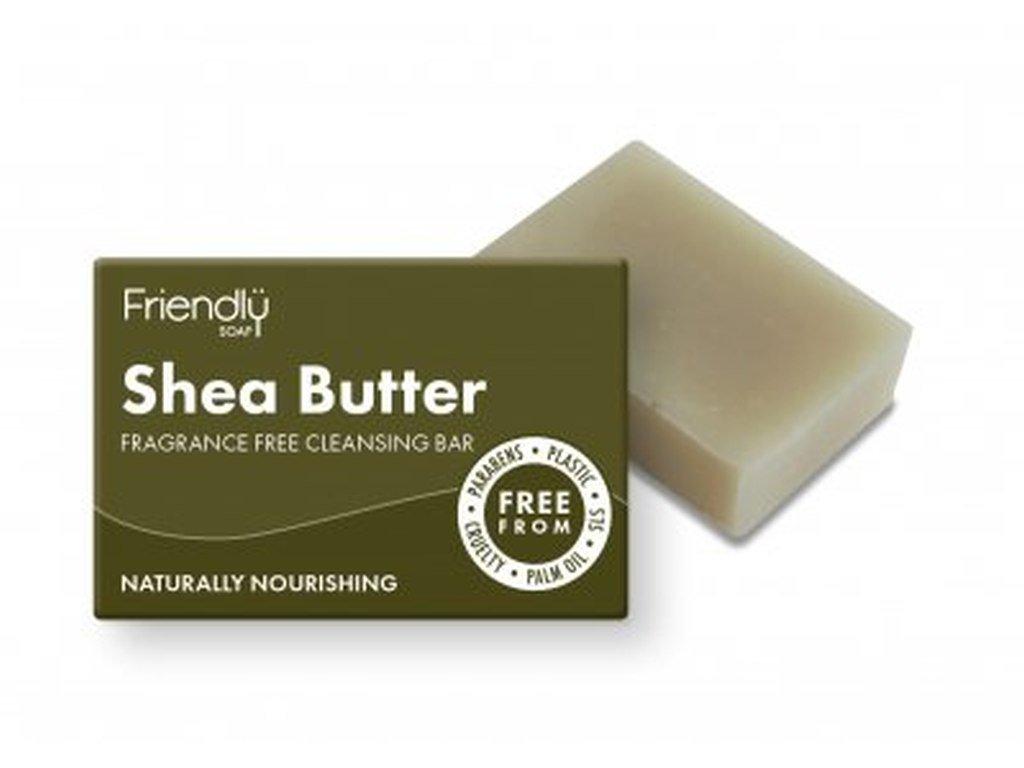 FRIENDLY SOAP Mýdlo na obličej přírodní mýdlo
