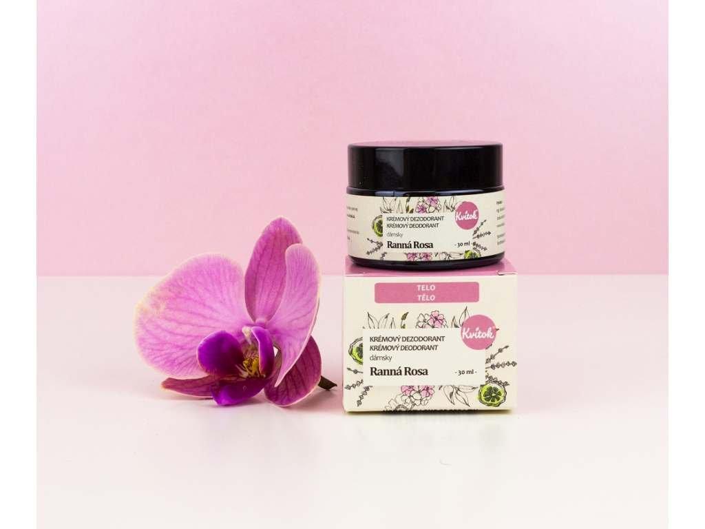 NAVIA Ranní rosa jemný krémový deodorant