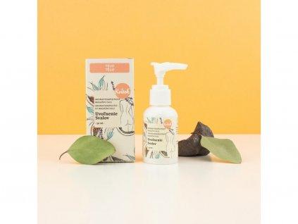 NAVIA Uvolnění svalů masážní olej