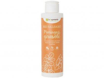 LaSAPONARIA Kondicionér s moringou a slunečnicí BIO (150 ml) přírodní kosmetika