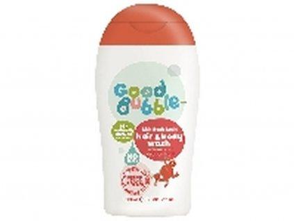 Good Bubble Dětská mycí emulze a šampon Dračí ovoce 100ml