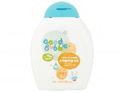 Good Bubble Dětský šampon Ostružiník Moruška 250ml