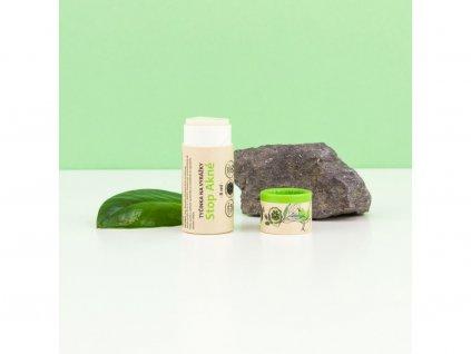 NAVIA SOS Zinková tyčinka na pupínky a opary (5 ml)