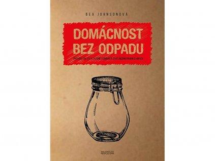 Kniha domácnost bez odpadu