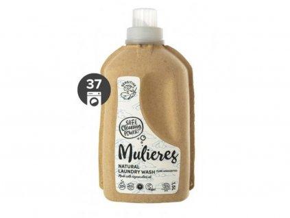 Mulieres Koncentrovaný prací gel (1,5 l) bez vůně