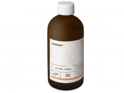 ECOHEART Ecoheart Ústní voda Hřebíček a skořice (300 ml)