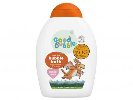 good bubble zog detska pena do koupele draci ovoce a pomeranc