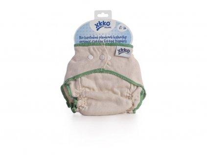 XKKO Plenkové kalhotky Organic Natural Velikost L