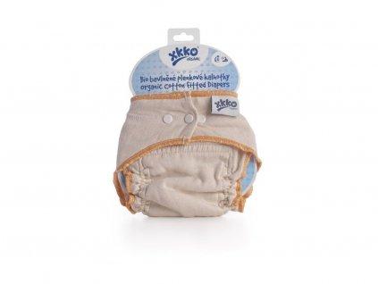 XKKO Plenkové kalhotky Organic Natural Velikost S