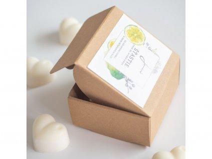 JEMNO Štěstí sojový vosk do aroma lampy 30 g
