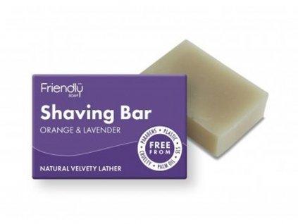 FRIENDLY SOAP Mýdlo na holení přírodní mýdlo