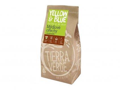 YELLOW & BLUE Mýdlové ořechy