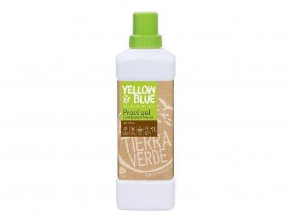 YELLOW & BLUE Prací gel na vlněné prádlo