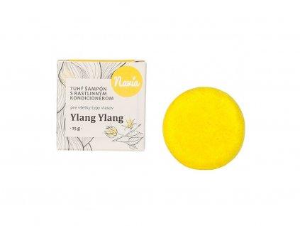 NAVIA Ylang Ylang tuhý šampón s kondicionérem