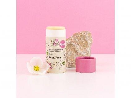 NAVIA Ranní rosa tuhý deodorant