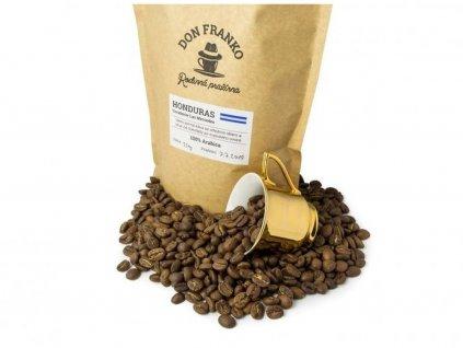 Don Franko Honduras velmi jemná zrnková káva