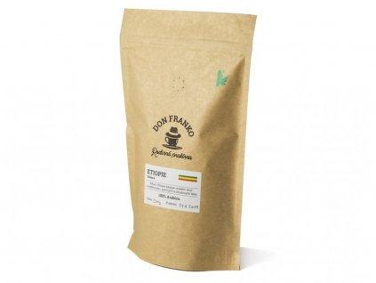 Don Franko Zrnková káva z Etiopie