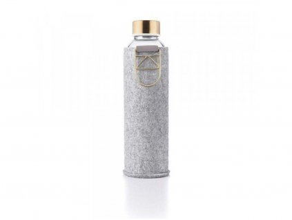 EQUA Mismatch Gold 750 ml s plstěným obalem skleněná láhev