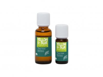 YELLOW & BLUE Silice Tea Tree