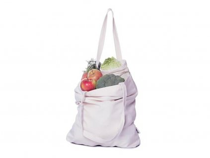 CASA ORGANICA Plátěná nákupní taška z biobavlny